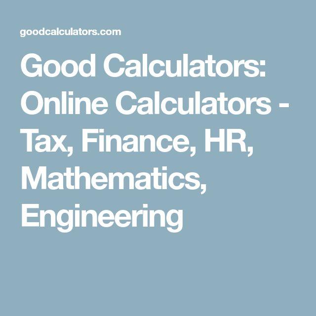 Best 25 mathematical finance ideas on pinterest credit card good calculators online calculators tax finance hr mathematics engineering fandeluxe Images