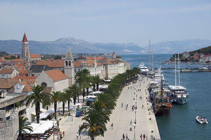 Trogir, Kroatia