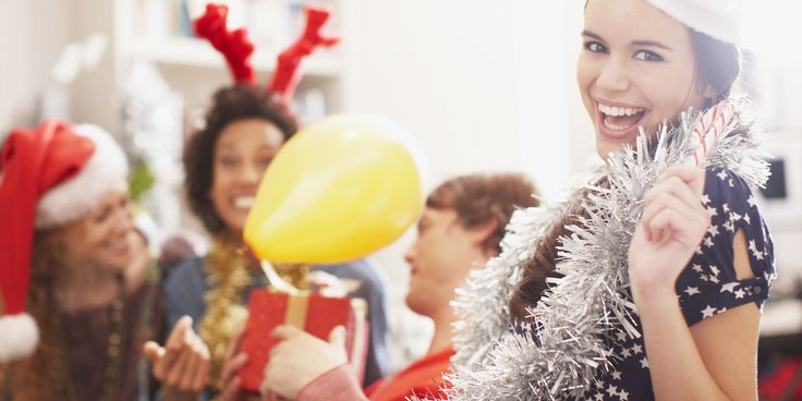 'The Winter Party' - HR Rebrand the Christmas Social