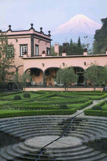 Hacienda de Santa ana. Veracruz,Mexico