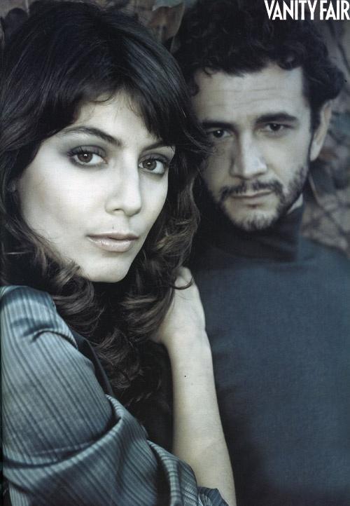 Alessandra Mastronadi and Vinicio Marchioni - Romanzo Criminale la Serie