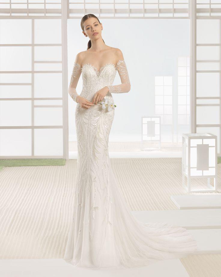 Designer wedding dress sample sales 2018