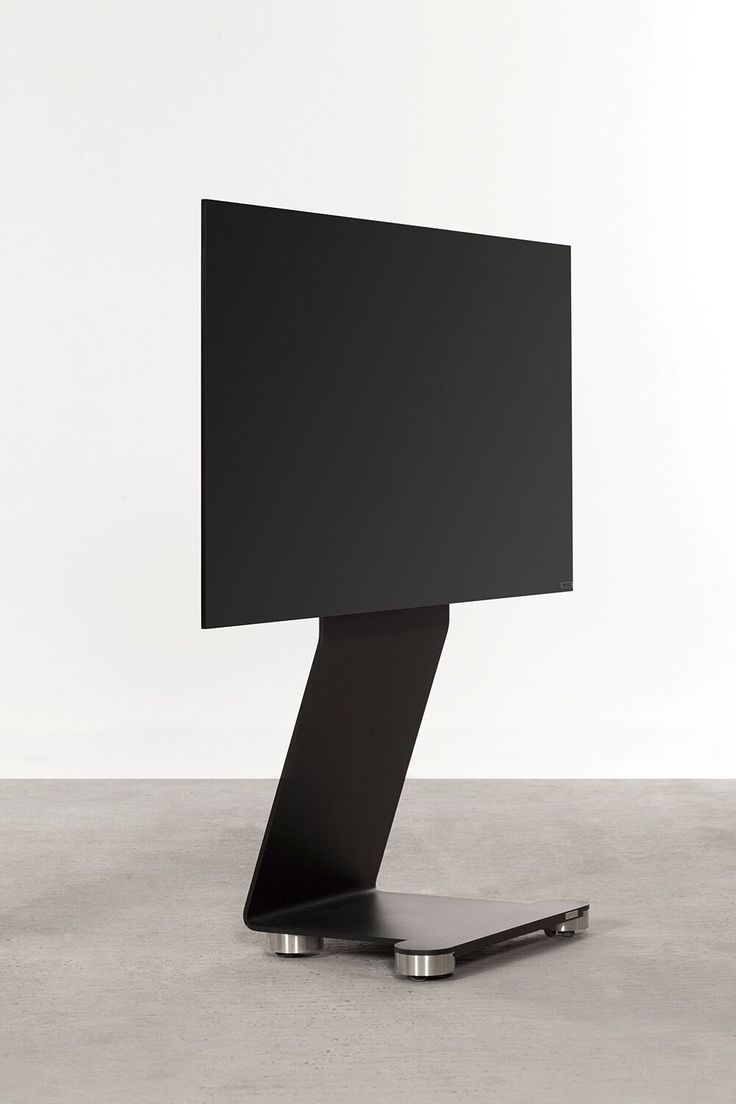 Beautiful TV Stand St nder This TV holder is a free standing model available with integrated