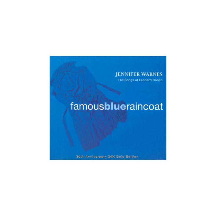 Jennifer warnes - Famous blue raincoat (CD)