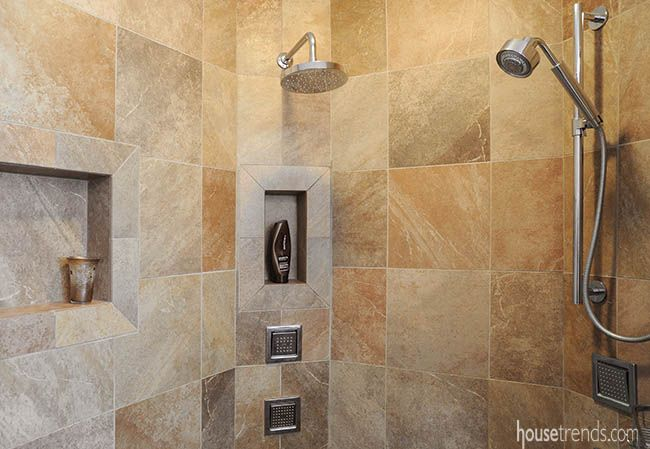 Kohler Appliances Give A Variety Of Shower Options | Bathrooms | Pinterest  | Rain Shower And House