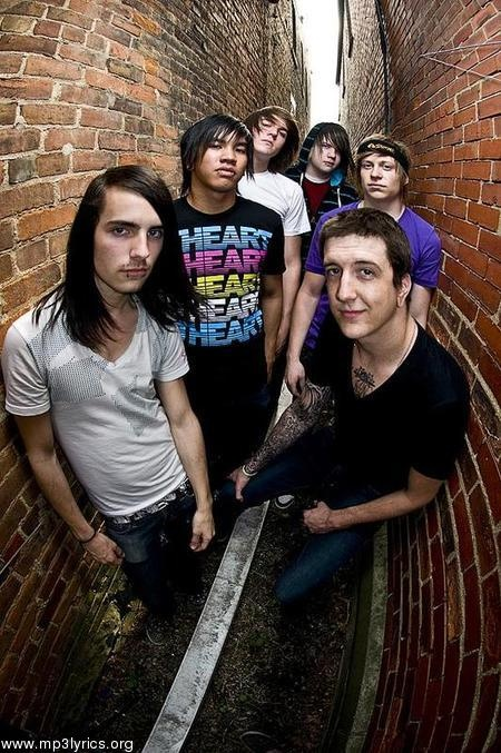 old attack attack when austin was still with them. Merrr ;-; i just saw attack attack last tour!!