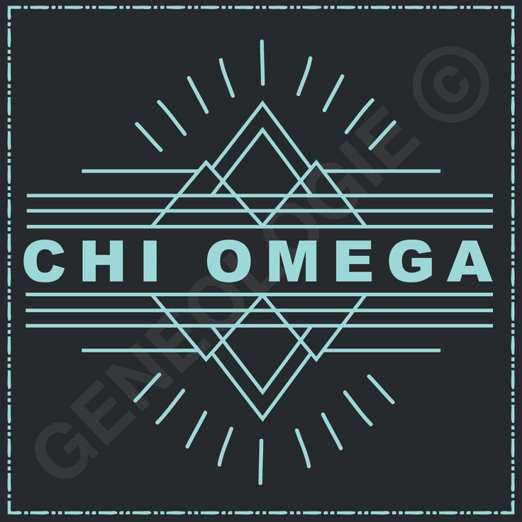 Geneologie | Greek Tee Shirts | Greek Tanks | Custom Apparel Design | Custom Greek Apparel | Sorority Tee Shirts | Sorority Tanks | Sorority Shirt Designs | Sorority Shirt Ideas | Greek Life | Hand Drawn | Sorority | Sisterhood | Sorority Name | Chi Omega | Trendy Design | PR Design | Bid Day