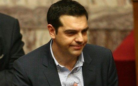 """162 """"ναι"""" στην Κυβέρνηση Τσίπρα #Syriza"""