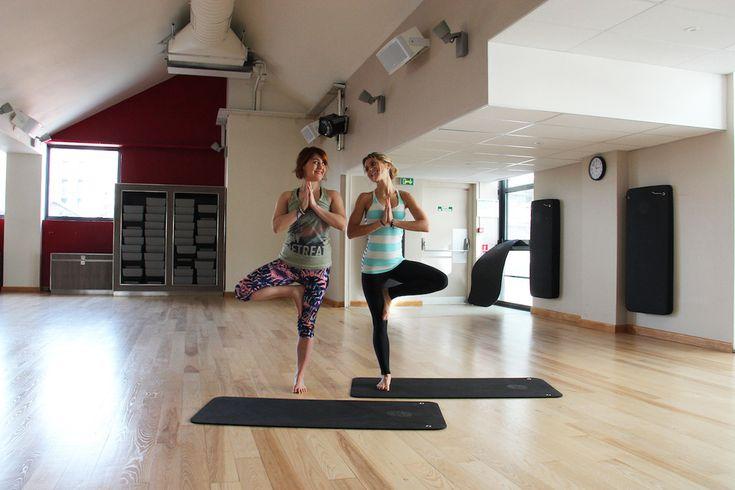 Yoga pour les Coureurs : Première Session