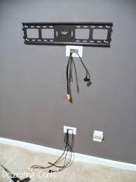 Resultado de imagen para durlock en pared para colgar television