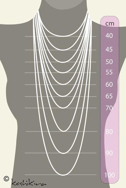 Weiteres - INDIVIDUALISIERUNG Kettenlänge - ein Designerstück von koshikira bei DaWanda