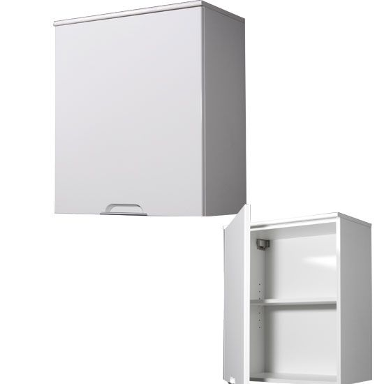 White Bathroom Wall Cabinets