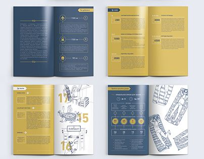 """Check out new work on my @Behance portfolio: """"Guide layout design for Gelendzhik"""" http://be.net/gallery/37796281/Guide-layout-design-for-Gelendzhik"""