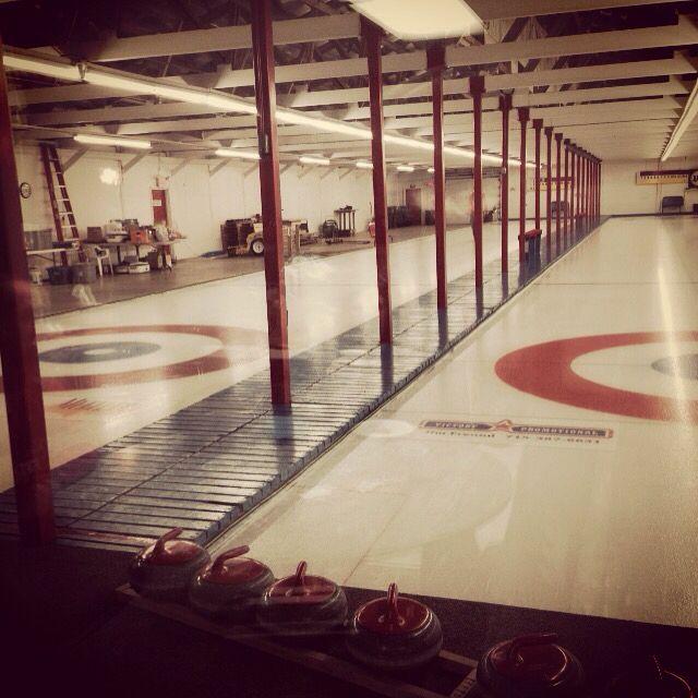 Marshfield Curling Club. Wisconsin.