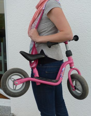 Lauf-Fahrradgurt