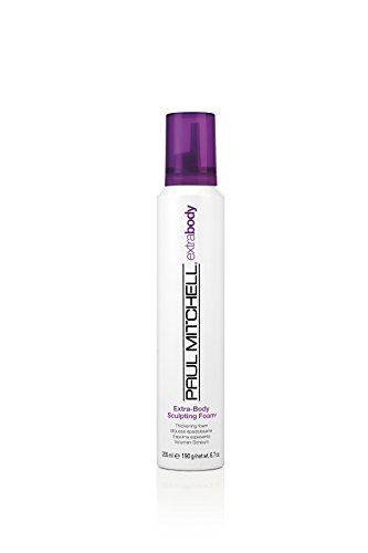 From 16.84 Paul Mitchell Extra Body Sculpting Foam Mousse 200ml