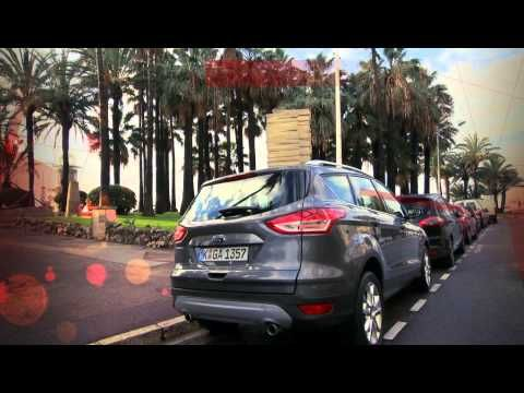 Ford Kuga Accessories - Make the first impressions count - YouTube