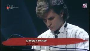 Seguiriyas. Manolo Carrasco. 1990
