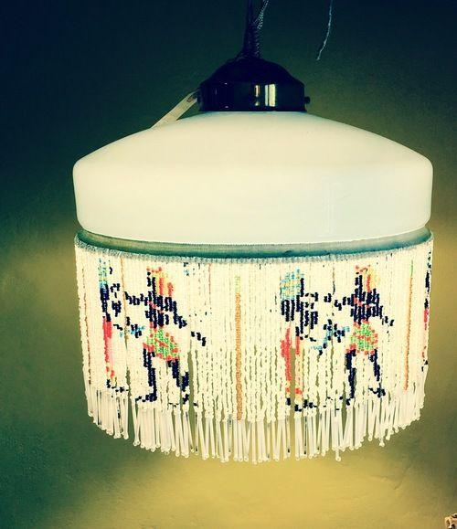 lampadario stile charleston