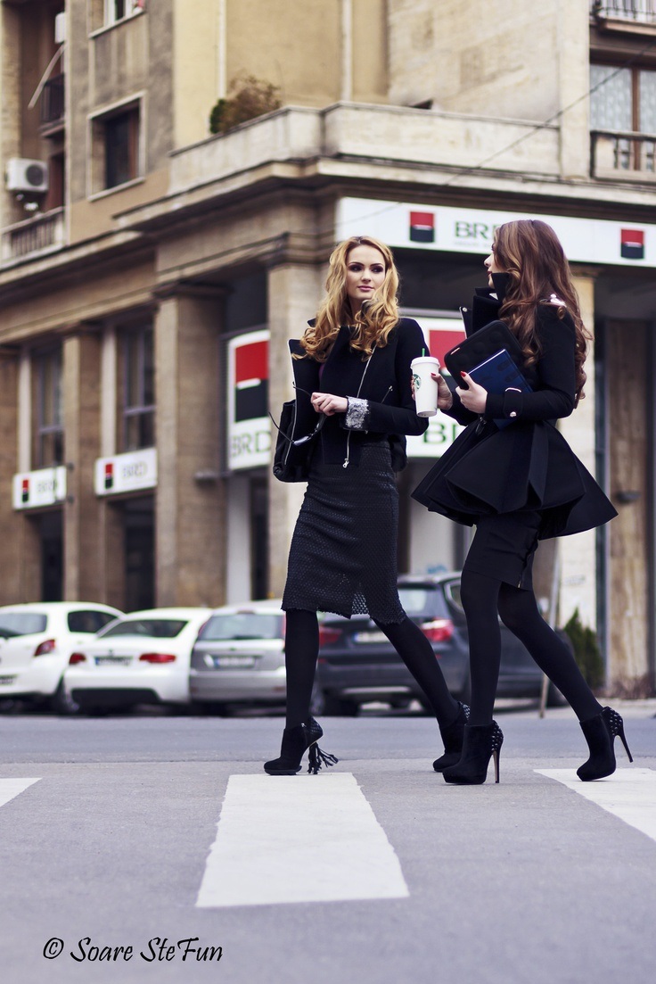 On the streets! Office looks! New Collection by Fe[male] Boutique!  Shop it @ www.female-boutique.com