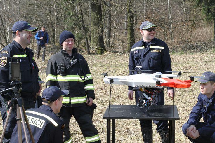 #Robodrone participates in Search and Rescue Exercises / Cvičení pátrání po osobách | Flickr - Photo Sharing!