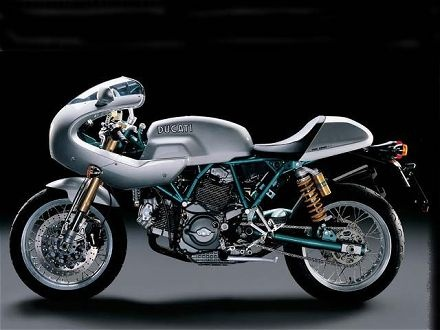 My dream bike. Ducati Sport Classic (Paul Smart 1000).