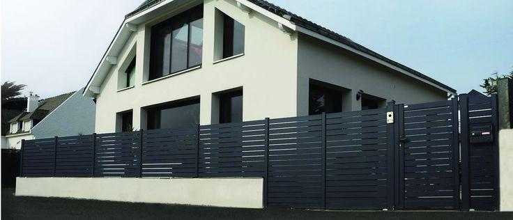 Portail aluminium | Grosfillex