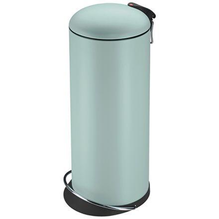 Hailo pedalspand - TOPdesign 26 - Mat mint 26 liter