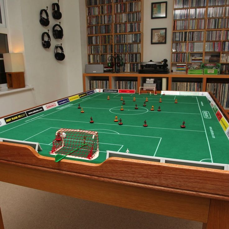 Mahogany Tabletop for Subbuteo