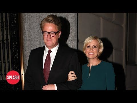 So this is what a political engagement party looks like Yep check out these exclusive photos of MSNBC pundits, Mika Brzezinski and Joe Scarborough, leaving the home of their friend Steve Rattner where they celebrated their upcoming marriage surrounded by their celebrity friends  Oh you know… j...