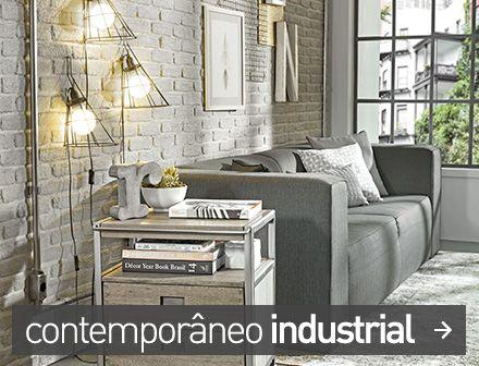 Tok&Stok Contemporâneo Industrial