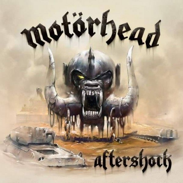 Motörhead Aftershock pochette