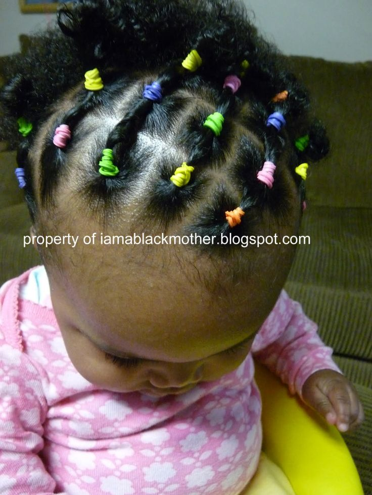 Hairstyles For Babies these pigtails hairstyles for girls with short hair babies is done by pigtails adjusting only slightly with suspenders and passing the hair for half the Very Cute Hairstylei Know This Would Look Adorable