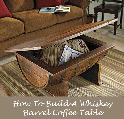 The Barrel Table Opens!