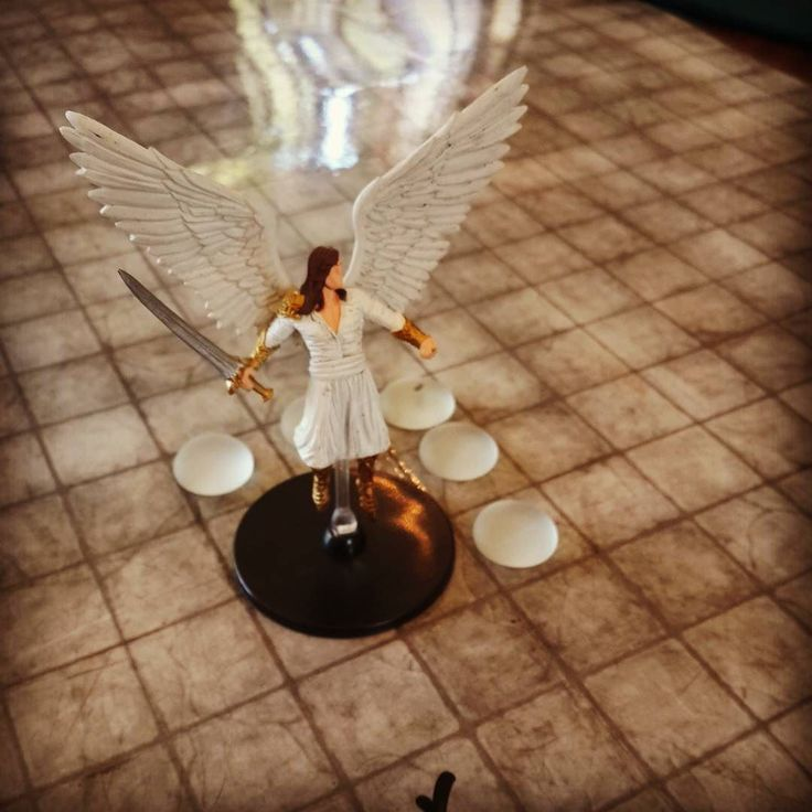 Well this is probably bad... #DnD