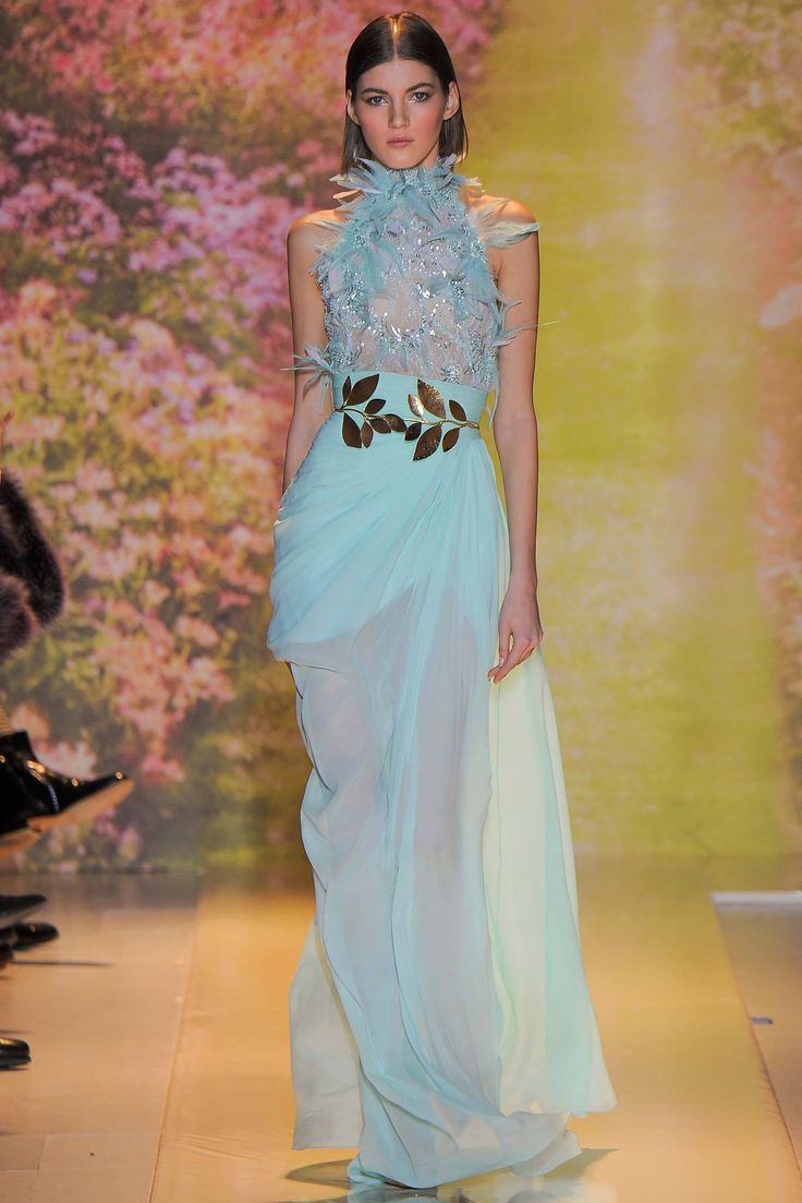 Zuhair Murad Spring 2014 Couture - Collection - Gallery - Style.com