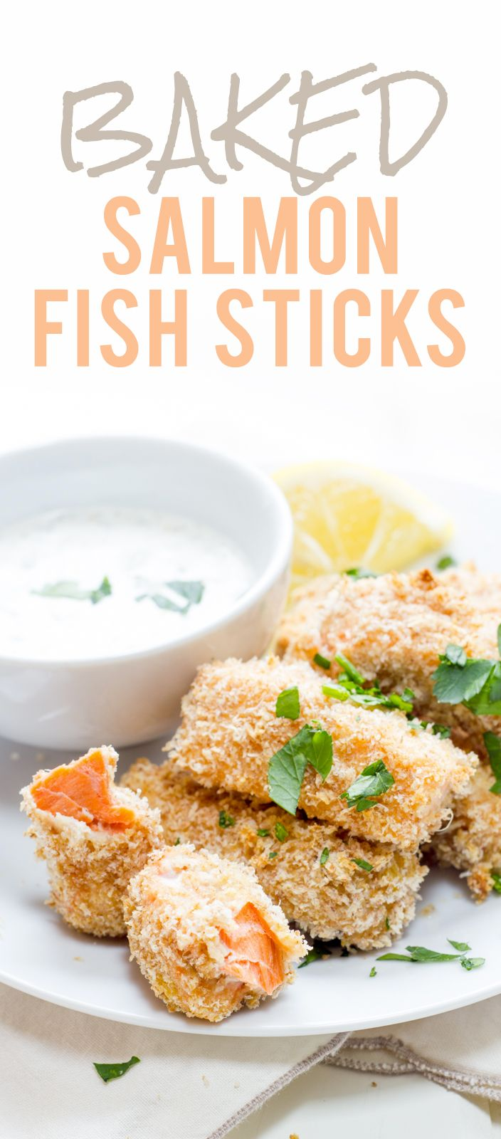 Baked salmon fish sticks salts protein and frozen salmon for Baking frozen fish