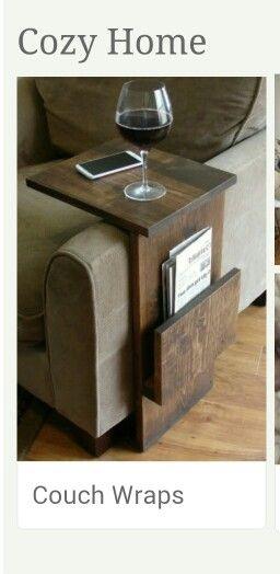 Arm Chair Storage