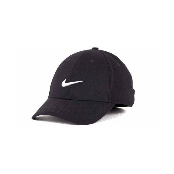 Nike Classic Swoosh Flex Cap (€22) ❤ liked on Polyvore featuring accessories, hats, nike hats, nike cap, caps hats and nike