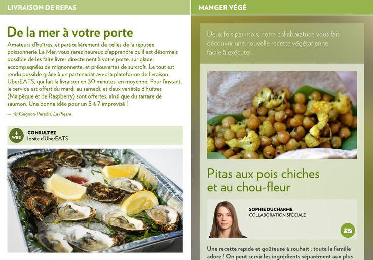 Pitas aux poischiches etauchou-fleur - La Presse+