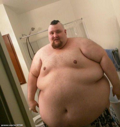 Gainer Fat Chubby Boy