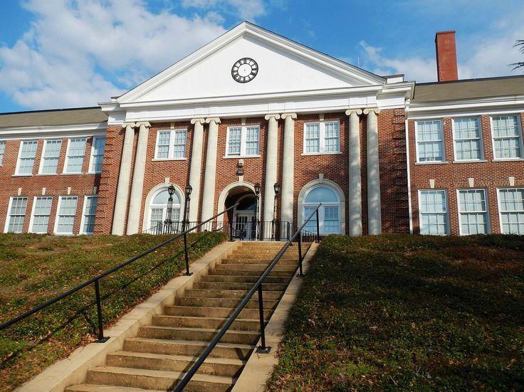 West Point Public School in Troup County, Georgia.