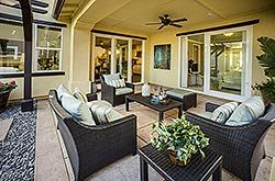 Ready for some relaxation outdoors in the beautiful Monterey Bay Area? Check out the Lexington plan, part of the Heritage collection at East Garrison!
