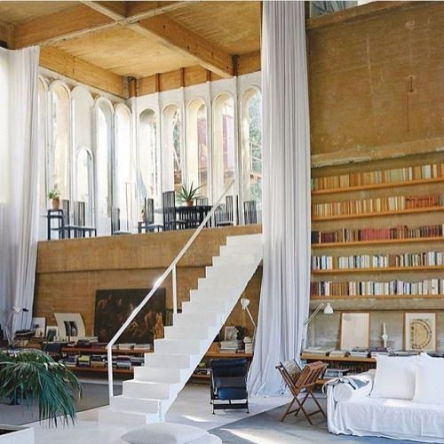 Say hi to ricardo bofill spain architecture