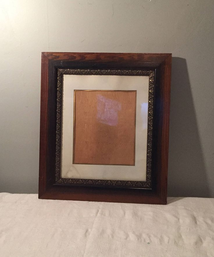A personal favorite from my Etsy shop https://www.etsy.com/listing/574302670/large-antique-picture-frame-beautiful