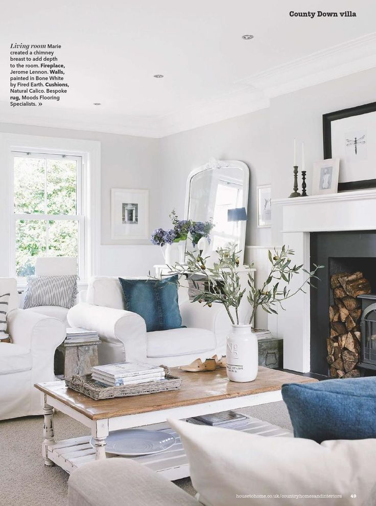 ISSUU - Country homes & interiors july 2015 by lara