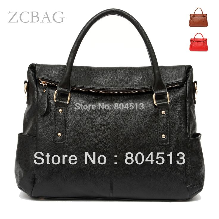 Trunk Designer 100% Genuine Real Leather Fashion Women Handbag Ladies Business Shoulder Tote Messenger Bag Purse Satchel Black