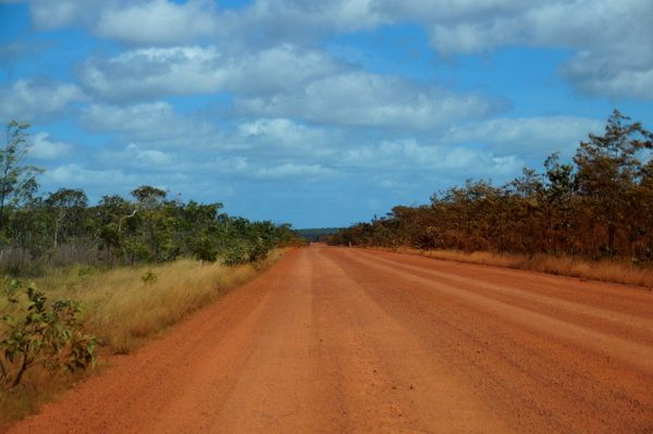 Heading south down the Cape York Peninsula  - Looking Back on my Outback Roadtrip | Pegs on the Line
