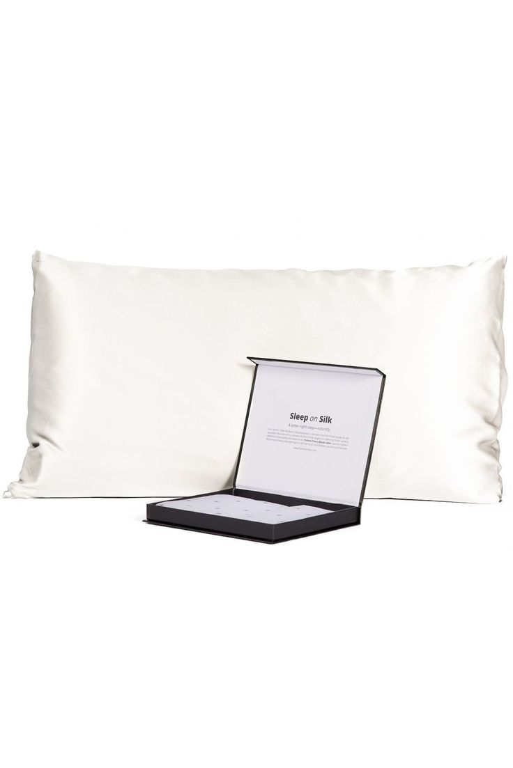 100 pure mulberry silk pillowcase with gift box 30 momme