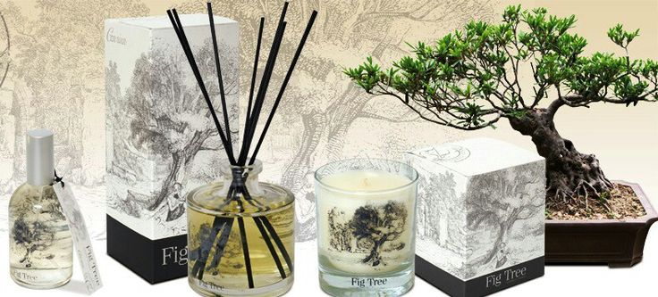 Gorgeous locally handmade candles and beauty products.